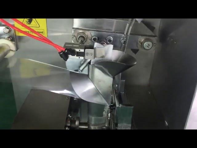 1-20g automatisk lipton te dobbeltkammer tepose pakkemaskine til te