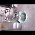 Automatisk blomkål blomst frø vejer pakning maskine