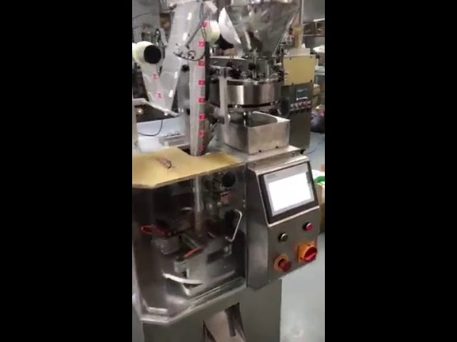 Automatisk Pyramidal Tepose Packaging Machine