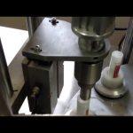 Automatisk vertikal formfyldnings- og forseglingsmaskine Plastrørfyldnings- og tætningsmaskine