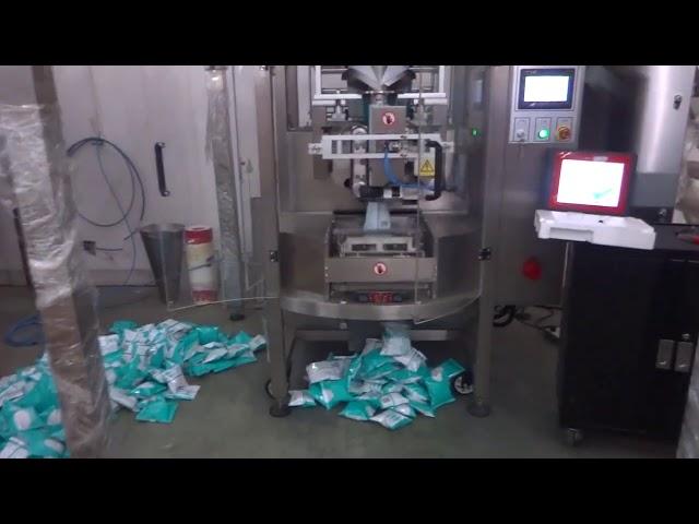 Automatisk vertikal form Fill Seal Packaging Machine VFFS