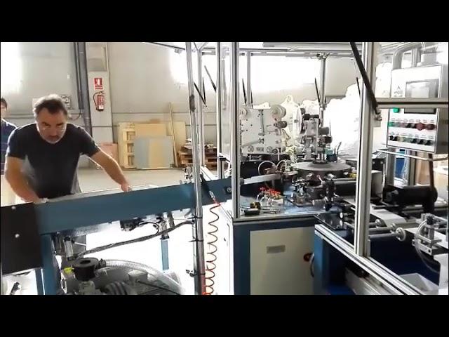 Automatisk lodret formfyldning forsegling yoghurt kop Granule Packing Machine