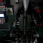 Automatisk lodret kartoffelchips pakning maskine
