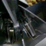 Bedste pris Lodret Automatisk Vejning Pommes frites Pakning Machine