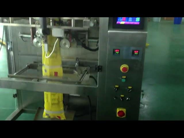CE-godkendt automatisk formning af sukker lodret posenemballage