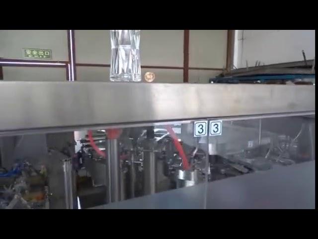 Aseptiske småposer Pulveremballering Kornmølleemballeringsmaskine