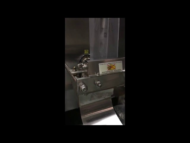 Automatisk Liquid Sachet Mineral Vandpose Fyldning Packing Machine