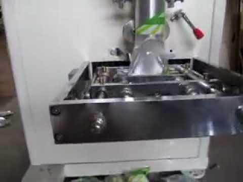 Fabrikspris Automatisk Små Pose Pigment Powder Packing Machine