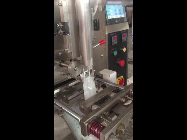 Fabrikspris lille størrelse emballage flydende poser pouch maskine