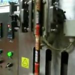 Fire sider forsegling majsstivelse pulver agar pulver posen påfyldning emballage maskine