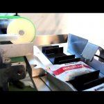 Fuldautomatisk karton emballage linje posen karton maskine pris