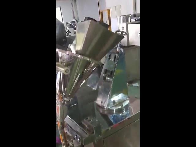 Fuldautomatiske småposer Chili Powder Filling Packing Machine