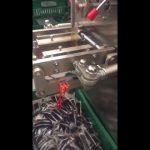 ketchup sachet emballage maskine