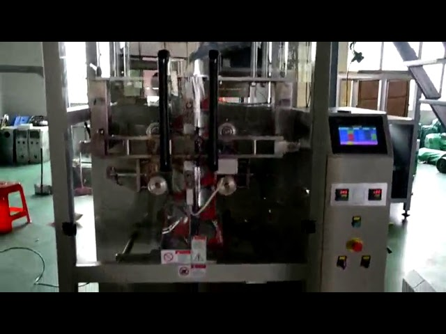 Stor Vertikal Form Fill Seal jordnødde ris frø nødder Packing Machine