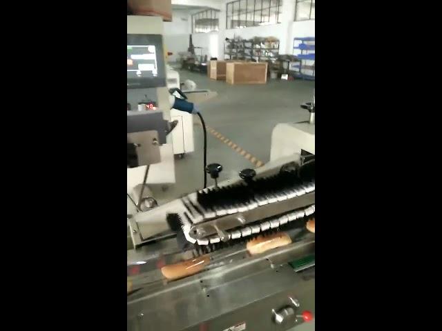 Manuel pakke vandret pakning maskine