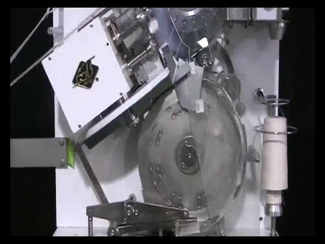 multi-farvet trekant pris automatisk tepose pakke maskine