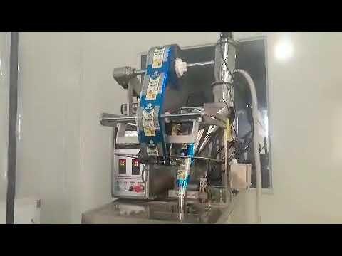 Ny honningsposepakning maskine