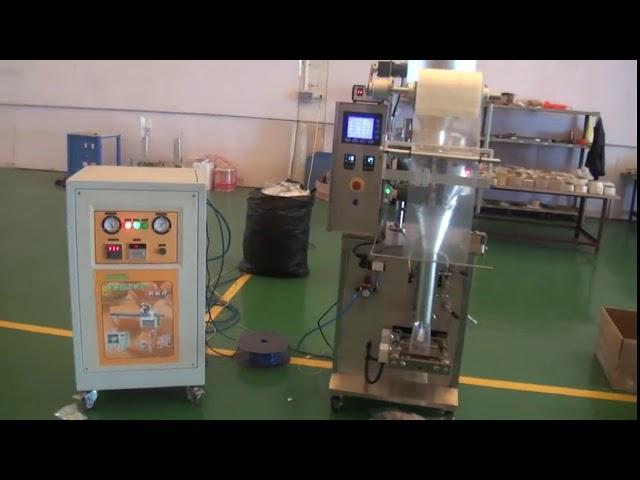 Fortrinsvis Small Sugar Stick Lodret Fyldemballeringsmaskine