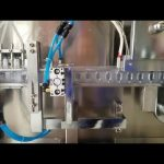 Mundtlig væskeformnings- og påfyldningsmaskine plastampuleringsformning påfyldningsforseglingsmaskine
