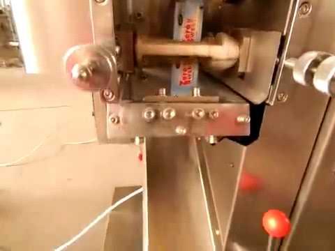 Pulver Fyldning Pakning Maskine Automatisk Mælk Mælk Kaffepulver Pakning Maskine Lille Pose