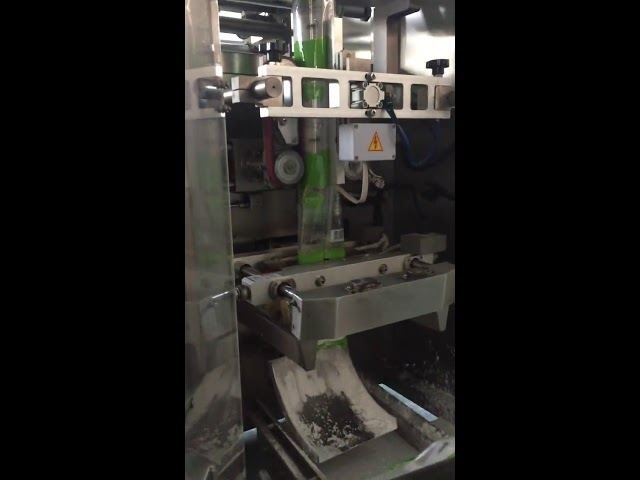 Pulver lodret form fyldningsmaskine VFFS emballeringsmaskine