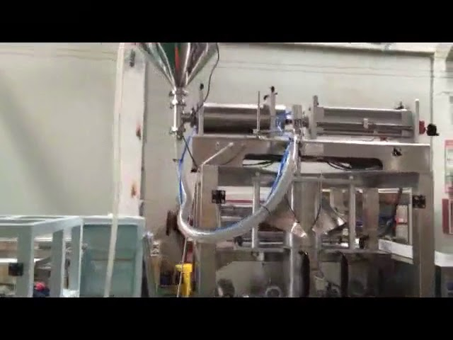 Sachet Pure Water Liquid Packing Machines Sachet fyldning forsegling emballage maskine