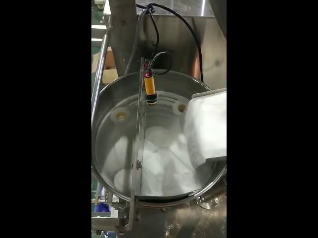 Sukker vægning emballage maskine posen pakke kornpakning maskine